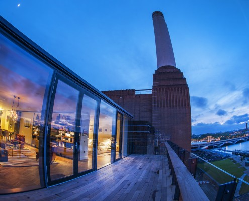 Marketing Suite - Battersea Power Station